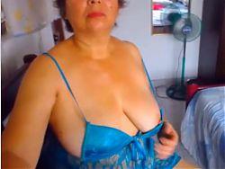 abuela colombiana