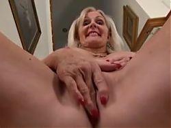Goodlooking granny