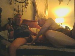 wife have fun with hubby and bbc toy